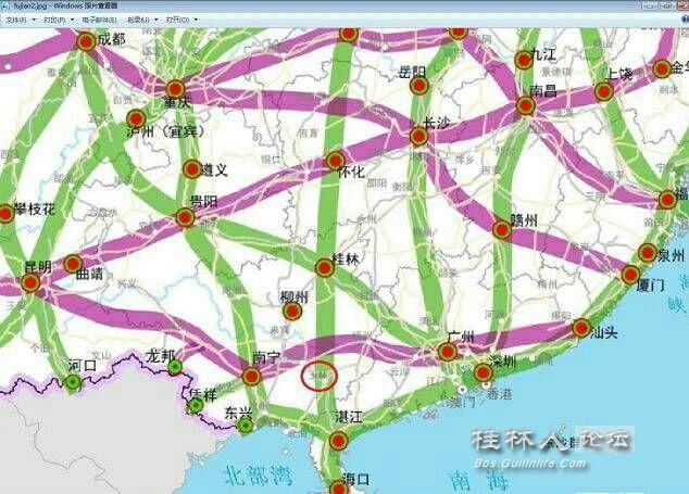 海南自贸特区,张海高铁桂海段将加速! - 桂林新闻